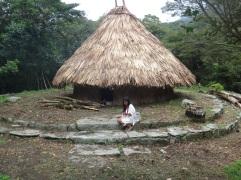 Indígenas Tayronas