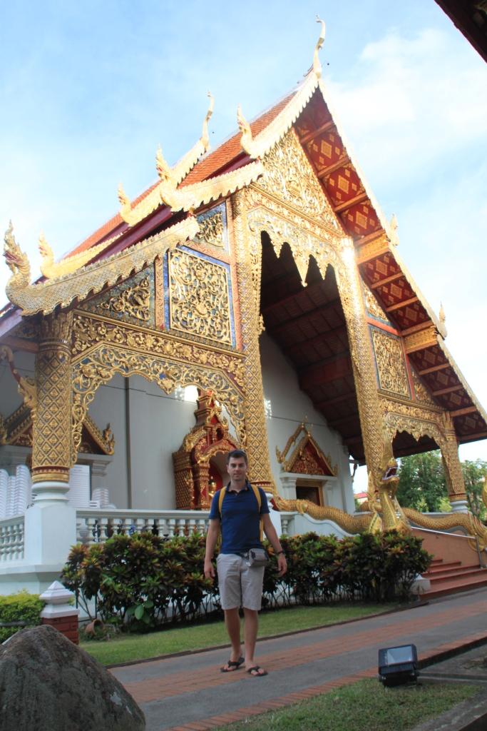Templo Chaing Mai