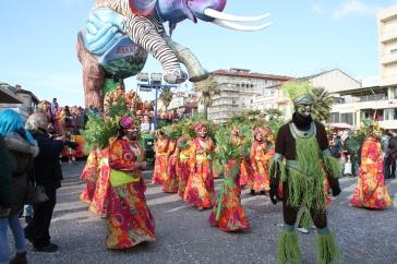 Carnaval de viarreggio 2015