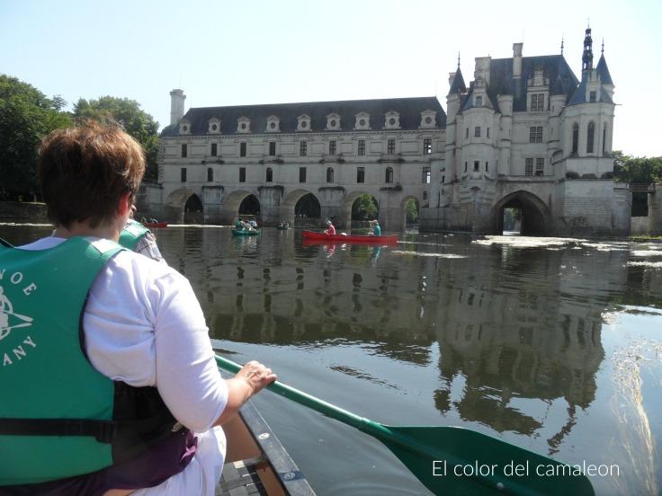 kayak-chenonceau