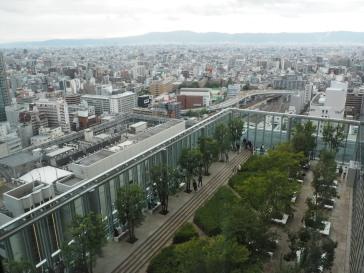 Vista desde la planta 19