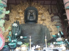 Gran buddha de Todaiji