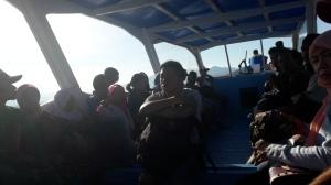 cruzar a lombok