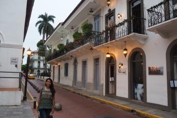 Por las calles del centro historico