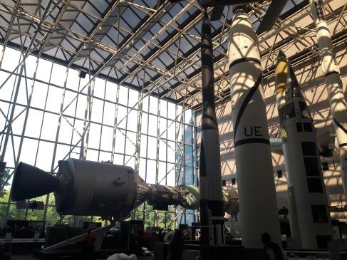 Museo del aire y el espacio